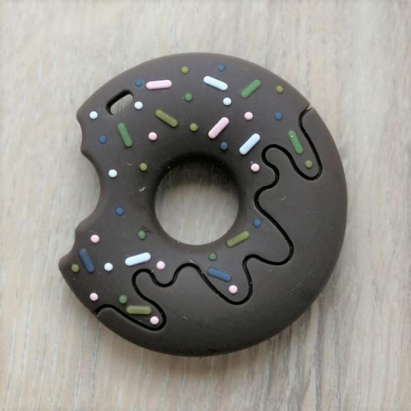 Silikonanhänger Donut