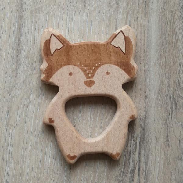 Holzanhänger Fuchs