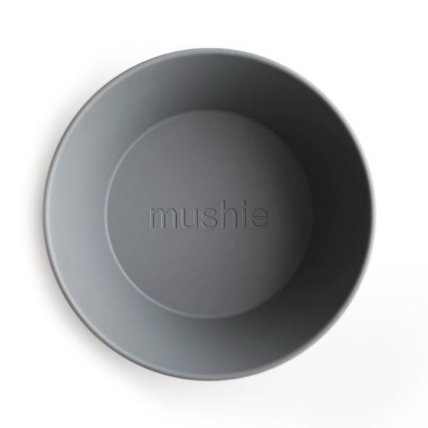 MUSHIE SCHALE / SCHÜSSEL 2-TEILIG - SMOKE